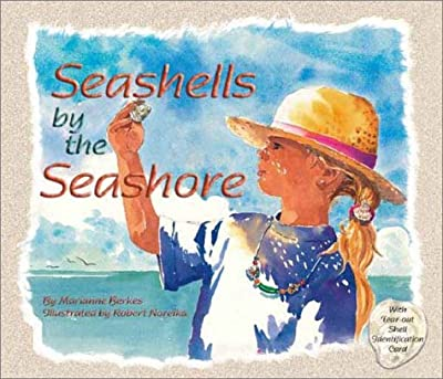 Seashells By The Seashore Sharing Nature With Children Book by Dawn Pubns