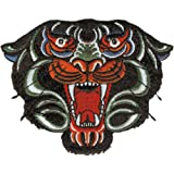Patch - Animals - Head Iron On Gifts New Licensed p-3485