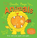 img - for Doodle Magic: Animals book / textbook / text book