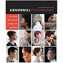 Abnormal Psychology (17th Edition)