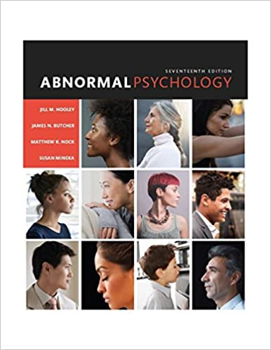 Amazon abnormal psychology 17th edition 9780133852059 jill abnormal psychology 17th edition 17th edition fandeluxe Choice Image