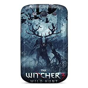 New Style DLBuke The Witcher 3 Wild Hunt Game Premium Tpu Cover Case For Galaxy S3