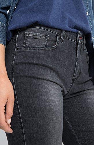 Wash Jean Noir Premium 9943 HIS Marylin Black Femme Slim F7w0T1qa