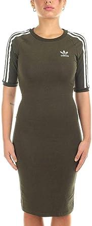 Mujer adidas 3stripes Dress Vestido de Tenis