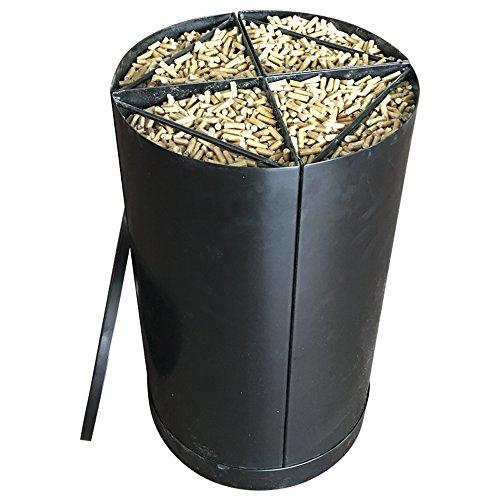 modern pellet stove - 2