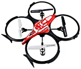 Velocity Toys Dream Camera Drone F182C Electric Remote Control RC Quadcopter Video Camera 2.4GHz Lightweight Quad-Rotor Drone 6 Axis GYRO Ready To Fly RTF
