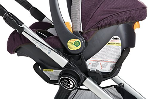 Baby Jogger Car Seat Adapter (city select, city select LUX, city premier) for Chicco/Peg Perego