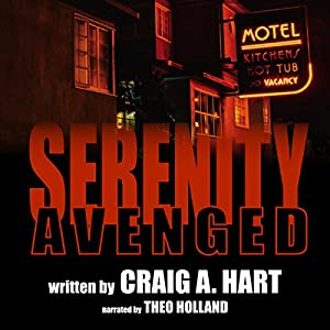 Serenity Avenged Audiobook