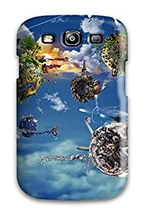 Awesome Design Surreal Hard Case Cover For Galaxy S3