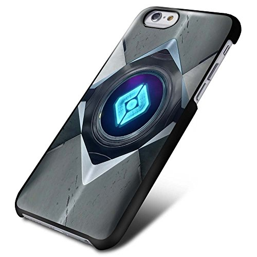 destiny ghost for iPhone 6/6s plus black Case