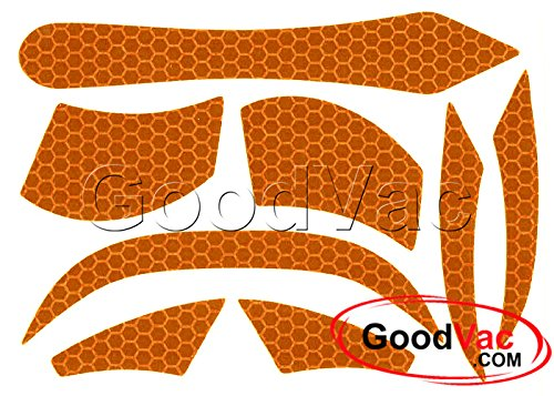Centurion High Intensity Reflective Hard Hat Stickers for Nexus Safety Helmets S30NHIRS (Orange)