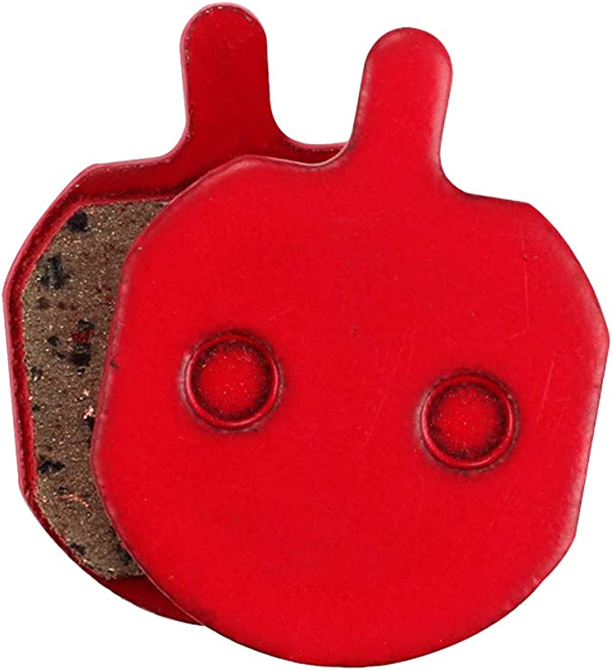 MX2 // 3//4//5 GX2 26.7x20.5mm CX5 GX-C F Fityle 2X Plaquettes de Frein /à Disque en C/éramique pour Hayes Semelle