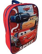 """Cars Lighting McQueen 15"""" School Bag Backpack"""