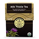 Buddha Teas Milk Thistle Tea, 18 Count (Pack of 6) For Sale