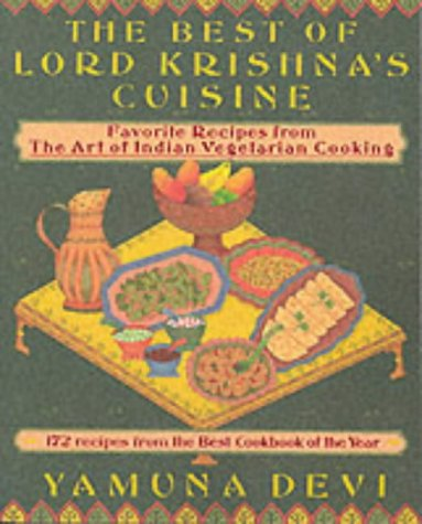 The Best of Lord Krishna's Cuisine: 172