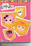 lalaloopsy coloring book - Lalaloopsy Giant Coloring & Activity Book ~ One of a Kind!