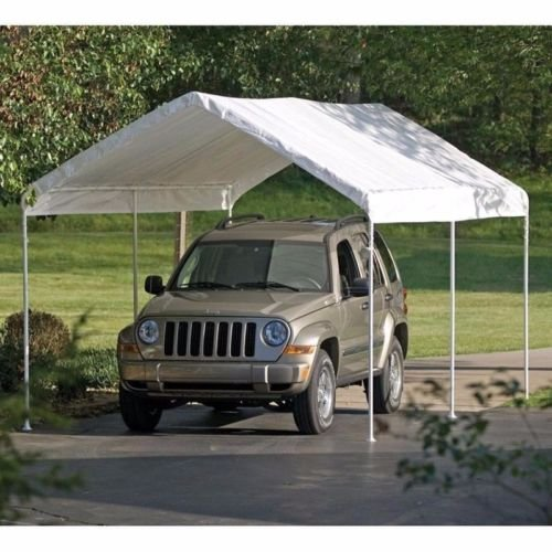 10'x20' Carport Storage Tent Canopy Shelter Garage Party Shade