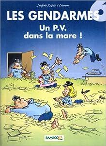 """Afficher """"Les gendarmes n° 6 Un PV dans la mare !"""""""