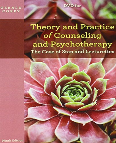 DVD: The Case of Stan and Lecturettes for Theory and Practice of Counseling and Psychotherapy, 9th