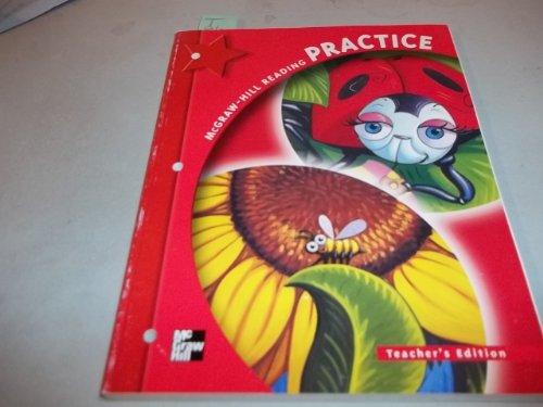 Teachers Edition Practice Grade 2 (McGraw-Hill Reading)
