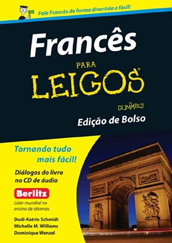 Francês Para Leigos (+ CD Áudio)