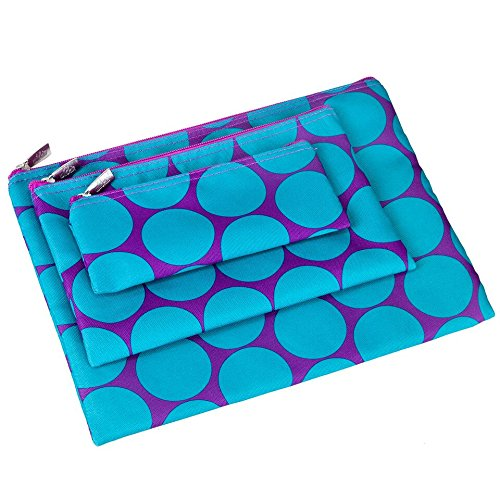 Big 1 Dots (Big Dot Aqua 3-pc Organizer)