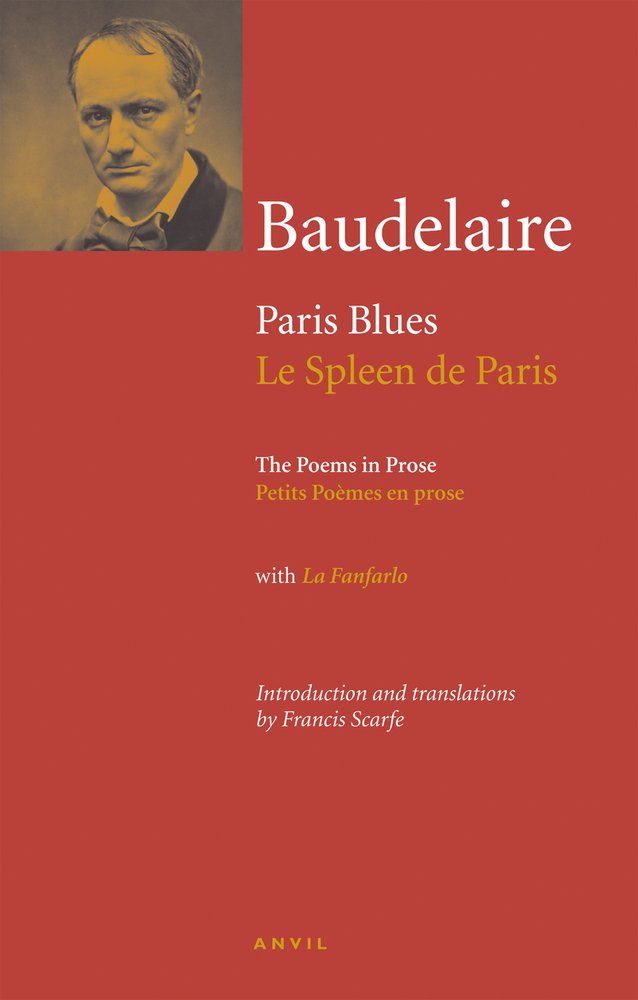 Download Charles Baudelaire: Paris Blues (Anvil Editions) ebook