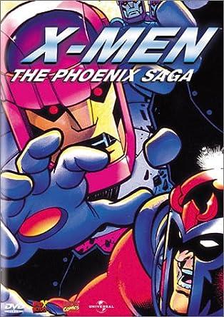 Amazon Com X Men The Phoenix Saga Cedric Smith Cathal J Dodd