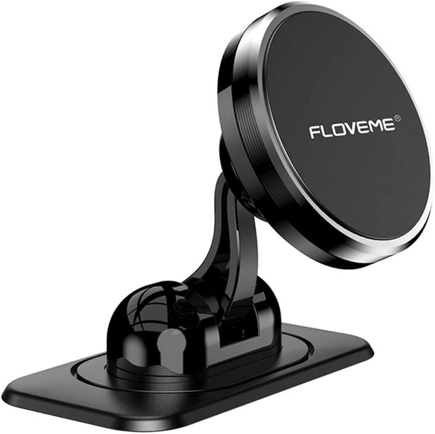 360/° Rotate Magnetic Phone Car Mount Magnet Telephone Holder for Car Dashboard