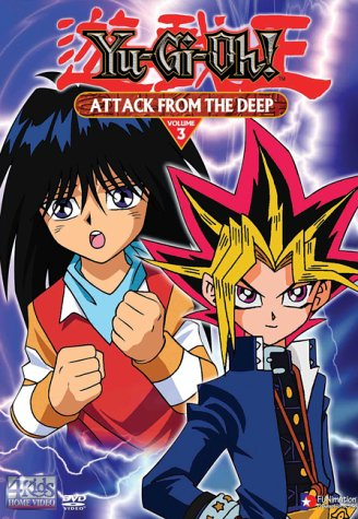 Yu-Gi-Oh, Vol. 3 - Attack from the - Outlets Online Stores