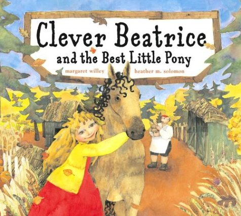 Download Clever Beatrice and the Best Little Pony ebook