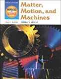 Matter, Motion and Machines, Joan S. Gottieb, 0811474941