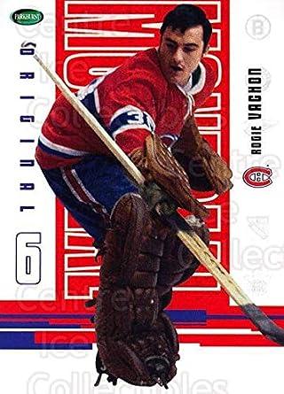 (CI) Rogatien Vachon Hockey Card 2003-04 Parkhurst Original Six Montreal  Canadiens ( 0a797eaa7