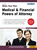 Make Your Own Medical and Financial Powers of Attorney, Enodare, 1906144621
