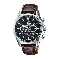 Casio Mens Edifice Analog Business Quartz Watch EFB-504JL-1A