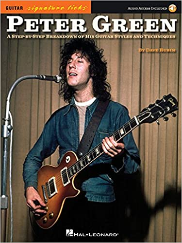Amazon.com: Peter Green - Signature Licks: A Step-by-Step ...