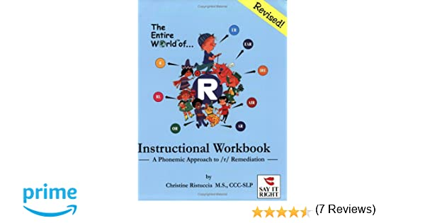The Entire World of R Instructional Workbook: Christine Ristuccia ...