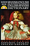 Random House Spanish-English English-Spanish Dictionary, RH Disney Staff, 0375704361