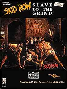 skid row slave to the grind playitlikeitisguitar