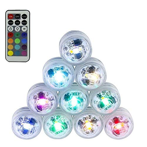 Led Multi Color Pool Light in US - 7