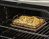 Gourmia GCT9960 Oven Crisper Tray – Uses Hot Air