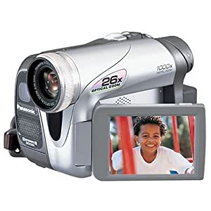 Panasonic PV-GS31 MiniDV Camcorder w/26x Optical Zoom (Discontinued by Manufacturer)