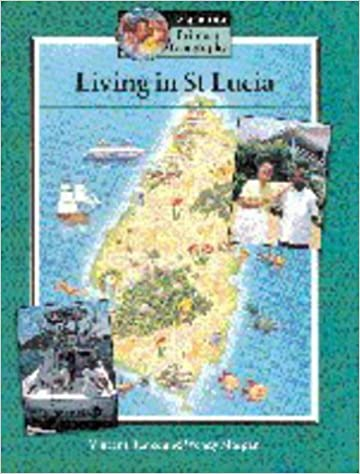 Book Living in St Lucia Pupils' book Cambridge Primary Geography