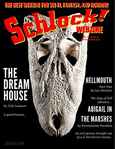 Schlock! Webzine Vol 10, Issue 22
