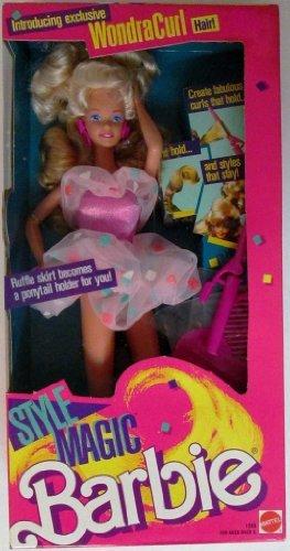 Circa Vintage Skirt - Vintage Collectable Barbie