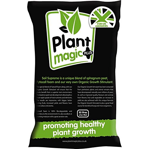 PLANT MAGIC SOIL SUPREME 50 LITRE BAG
