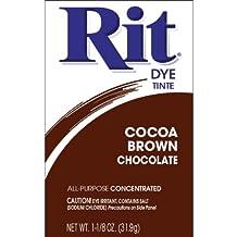 Rit Dye Powder-Cocoa Brown