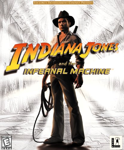Indiana Jones and the Infernal Machine - - Outlets Indiana