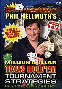 Phil Hellmuth's Million Dollar Texas Hold 'Em - Tournament Strategies (Masters of Poker)