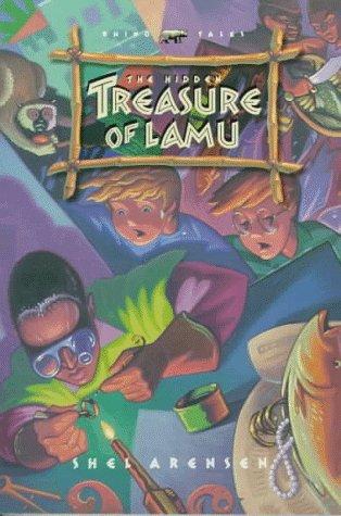 book cover of The Hidden Treasure of Lamu